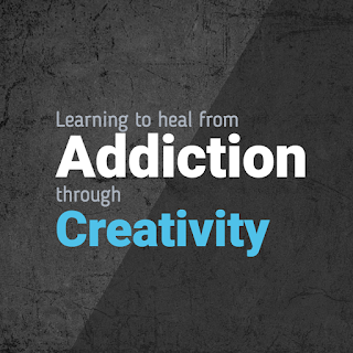 Learning to heal addiction through creativity