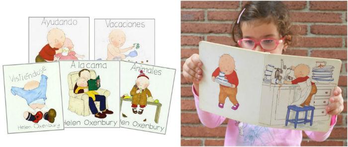 cuentos infantiles inpiracion filosofia educacion montessori coleccion chiquitin