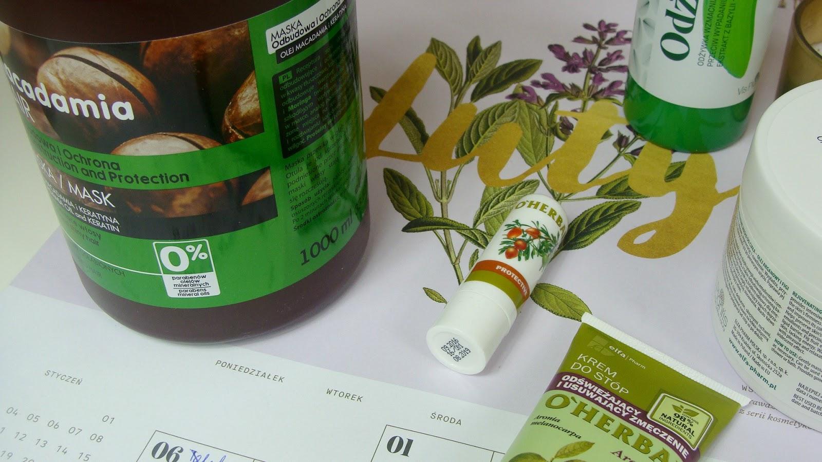Elfa Pharm, Vis Plantis, O'herbal, dr. Sante, Basil Element
