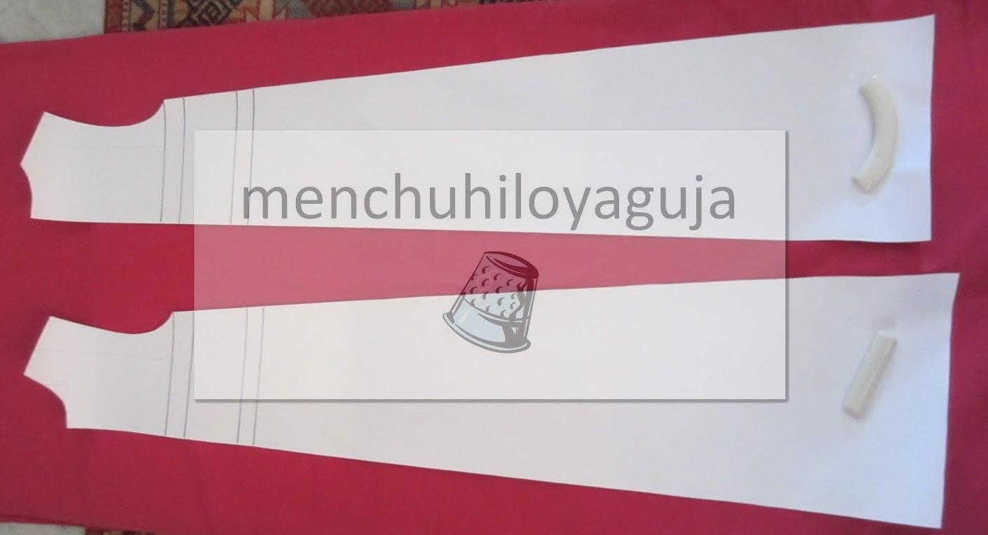 Patrones de Costura: CÓMO HACER UNA TÚNICA DE MONAGUILLO PARA NIÑOS ...
