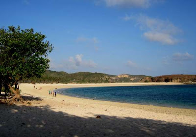 has a natural charm equally beautiful equally the paradise on populace BaliTourismMap: Long opor-garai inward Lombok Indonesia