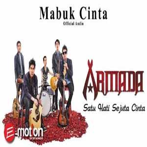 Download MP3 ARMADA - Mabuk Cinta