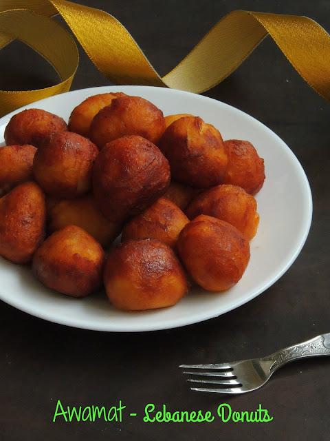 Awamat, Lebanese Donuts