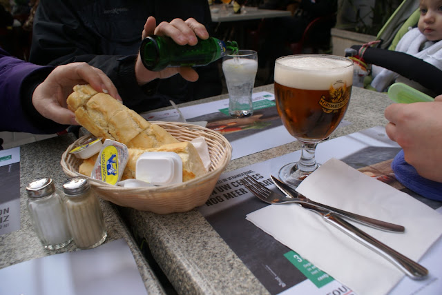 Belgian meals