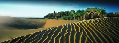 منتجع باب الشمس الصحراوي
