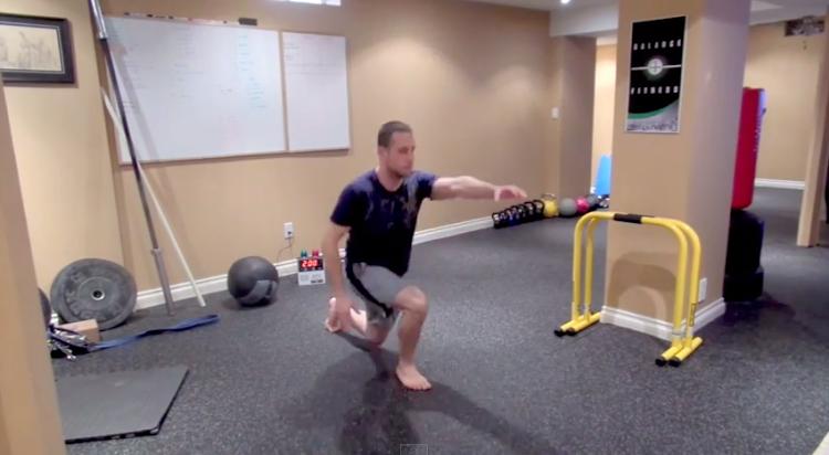 Workout da Semana: Endurance de Pernas