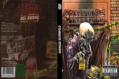 Baixar DVD Avenged Sevenfold – All Excess