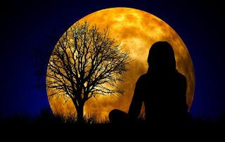 Луна в Водолее, астрология