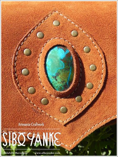 Artesania de cuero, Bolso de cuero, Riñoneras, Leather Bag