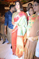 Shriya Saran Looks Stunning in Silk Saree at VRK Silk Showroom Launch Secundrabad ~  Exclusive 169.JPG