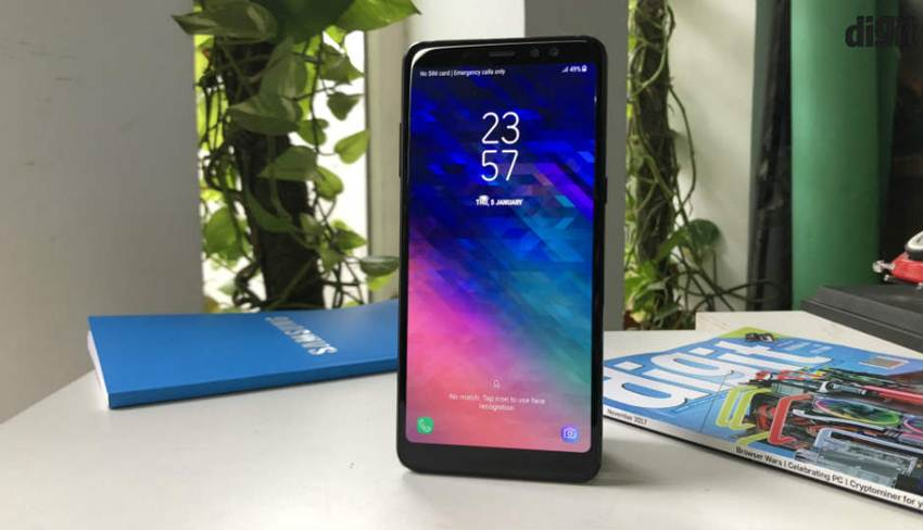 Samsung Galaxy A8 Plus (2018) SM-A730F Price and Review