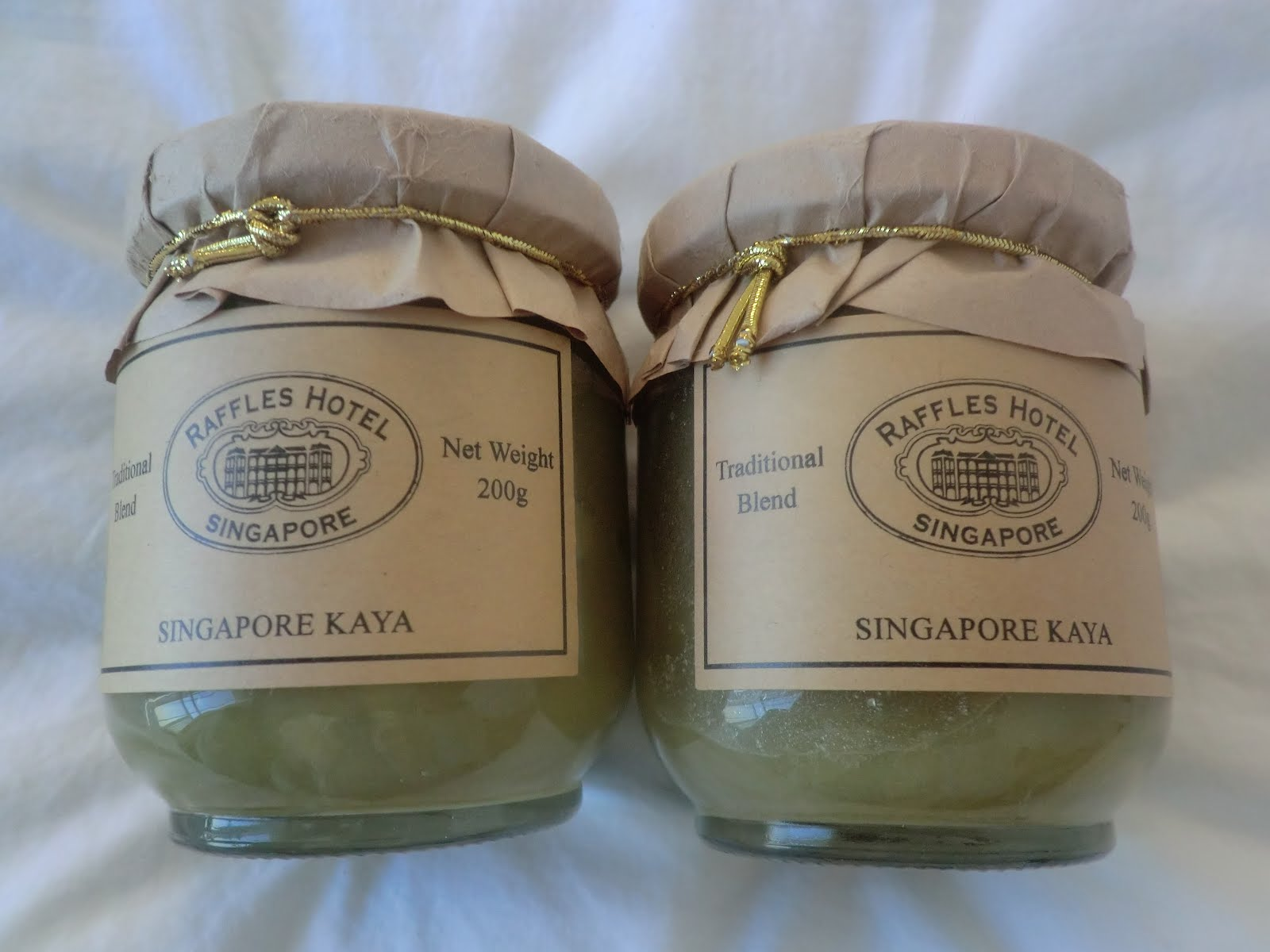 From Japan Souvenirs From Raffles Hotel Singapore
