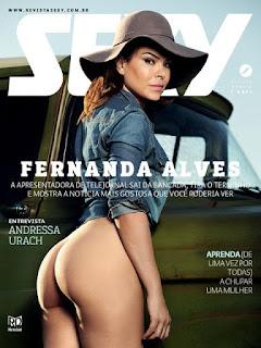 Revista Sexy Brasil-Octubre 2015 PDF Digital