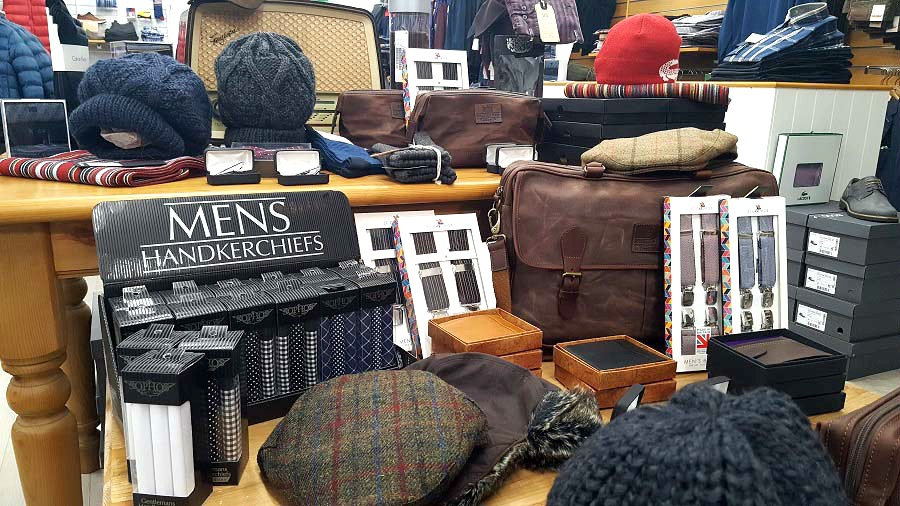 Mens Gift Ideas, Robert Gaults, Shop Ballymoney, The Style Guide Blog