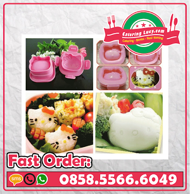 Nasi Bento Hello Kitty Purwokerto