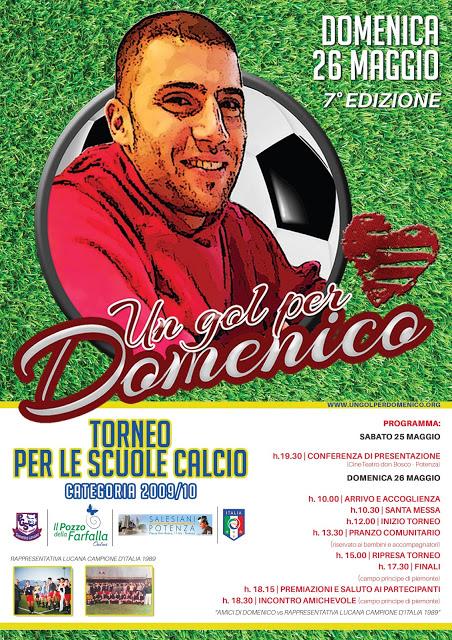 Un Gol per Domenico 🏆