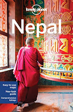 New Lonely Planet Guide to Nepal