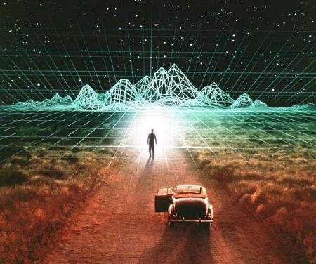 Wallpaper Future Hd Philosophical Anthropology Living In A Hologram Our