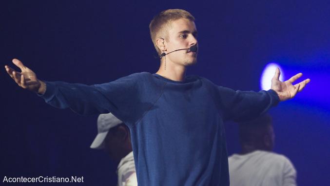 Justin Bieber habla de su fe