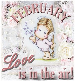 February Challenge -  Love is in the air!