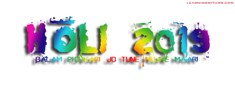 Happy holi text png 2019, Holi photo editing backgrounds download