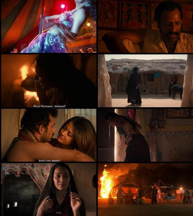 Parched 2016 Hindi 720p HDRip
