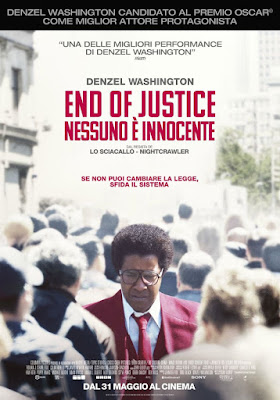 End Of Justice: Nessuno E' Innocente Washington