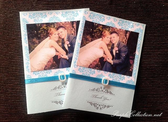 Wedding Thank You Cards, Wedding, Thank you, Cards