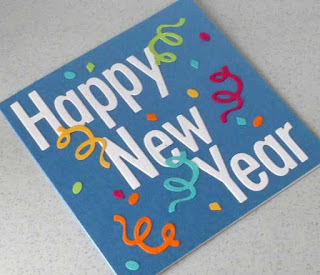New Year Handmade Cards 2017 Images