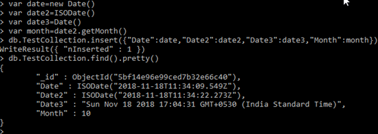 Data Types in MongoDB - DZone Database