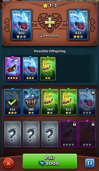 Dragons Titan Uprising - Breeding 2