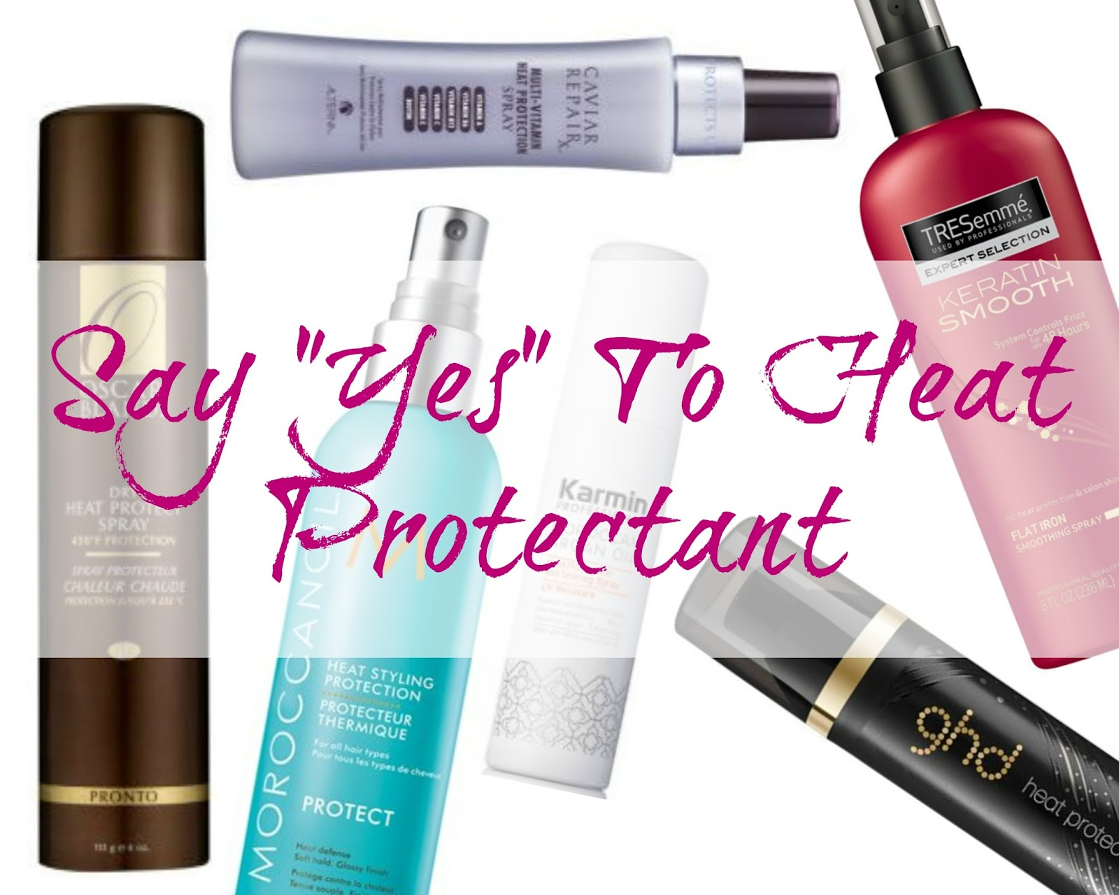 Click here to buy an excellent heat protectant, Heat Protecting Smoothing Spray
