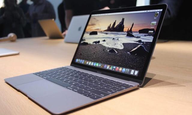 """У Apple працюють над """"секретним"""" MacBook"""