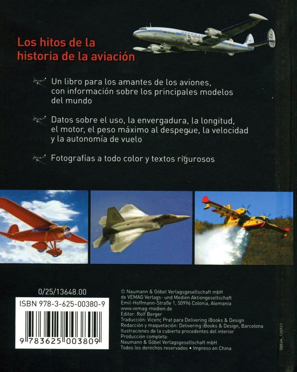 Aviones Minilibros NGV