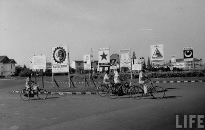 Latar Belakang Pemilu 1955