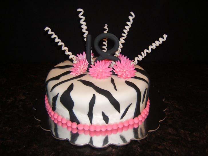 18th Birthday Cake Ideas Home Design Entrancing 18 Cakes Designs