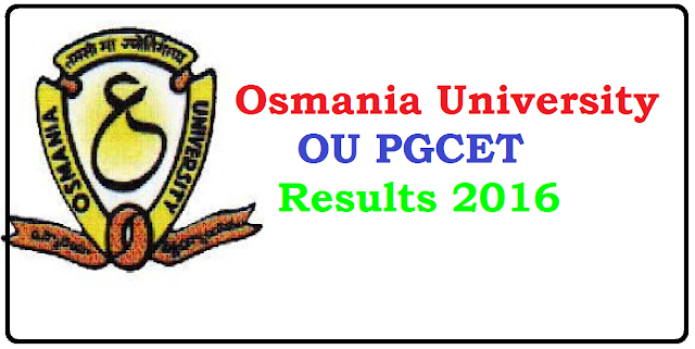 Osmania University CET Results 2016 Name Wise – OU PGCET Results 2016 / Oucet results 2016 Declared| Osmania University PGCET Results 20162016/06/osmania-university-pgcet-results-2016.html