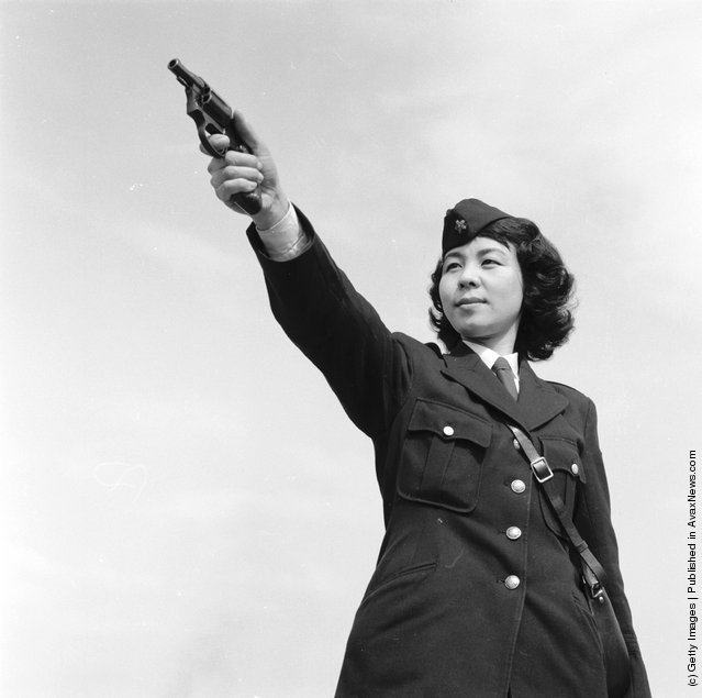 Vintage Photos Of Female Police Vintage Everyday