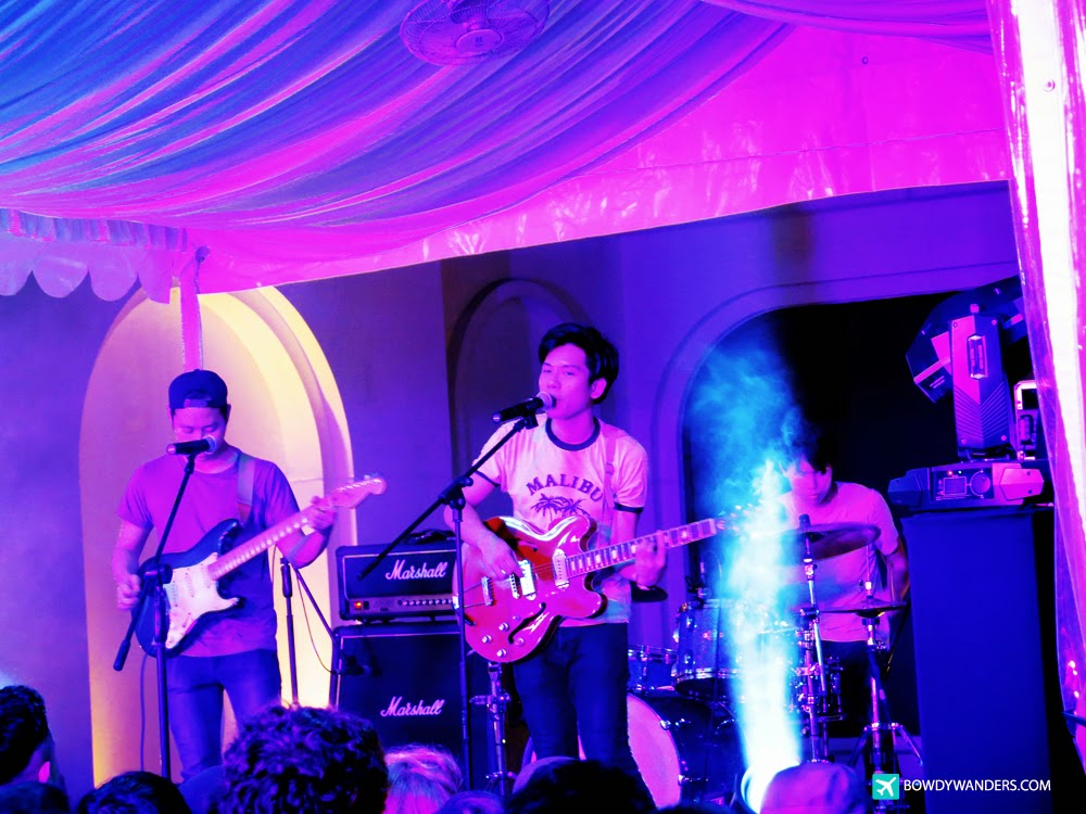 Cashew Chemists Croons at the Singapore Art Week, Singapore Art Museum