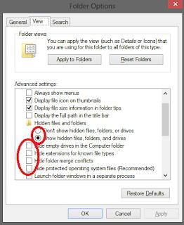 Cara Mengatasi Virus USBC, Sd Card Error