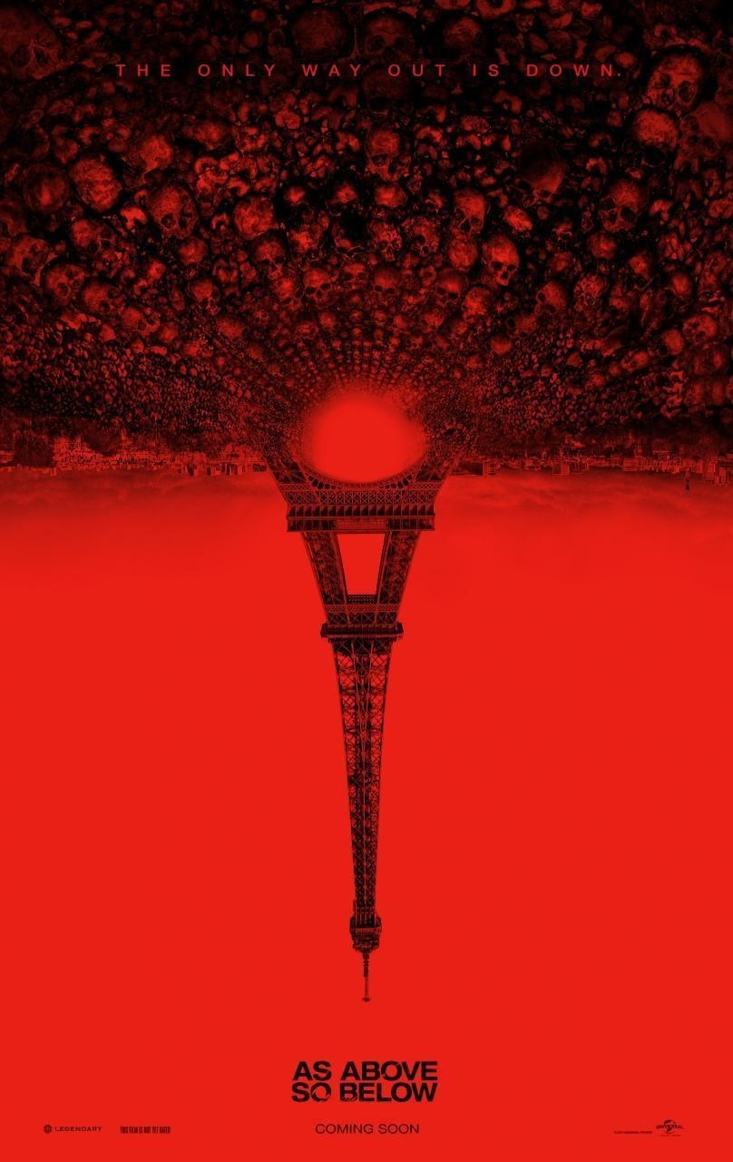 As Above, So Below 2014