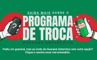 Programa Troca Guaraná Antarctica 2019 Onde Trocar Latinha