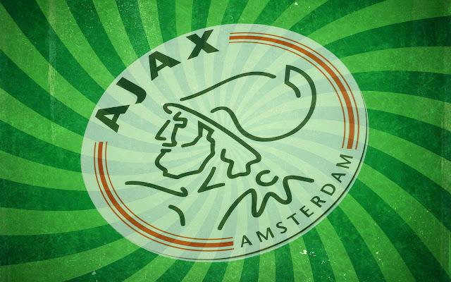 Groene Ajax achtergrond