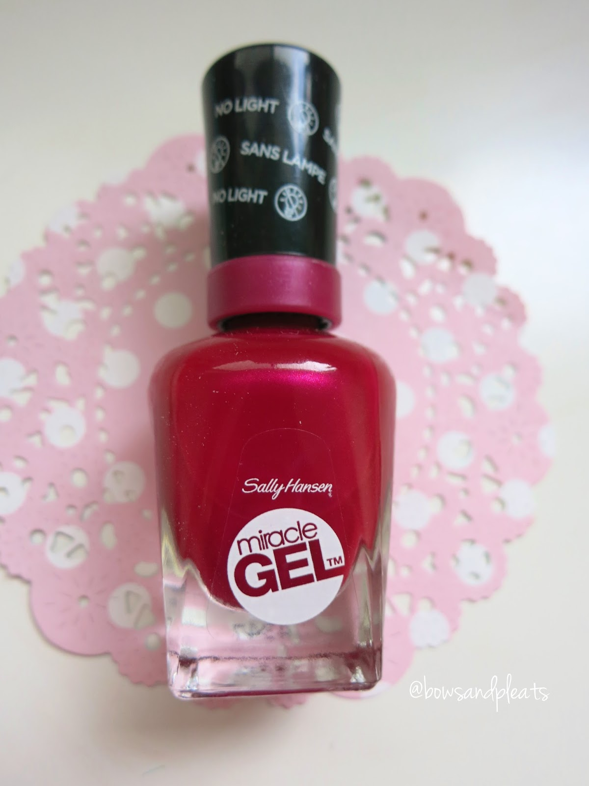 Sally Hansen Miracle Gel Polish Mad Women