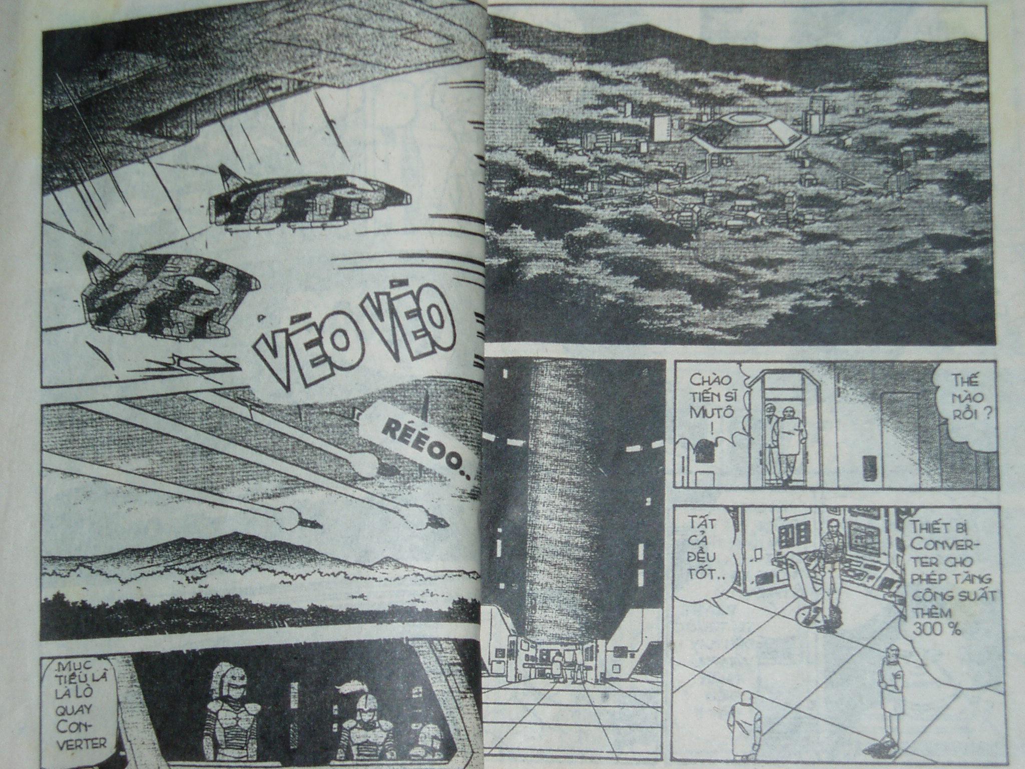 Siêu nhân Locke vol 14 trang 4