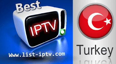 Download IPTV M3u Turkey Playlist Gratuit Canaux 30/05/2018
