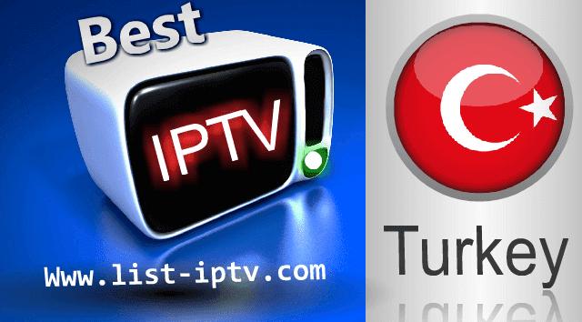 Download IPTV Turkey M3u Playlist Gratuit Canaux 09/08/2018