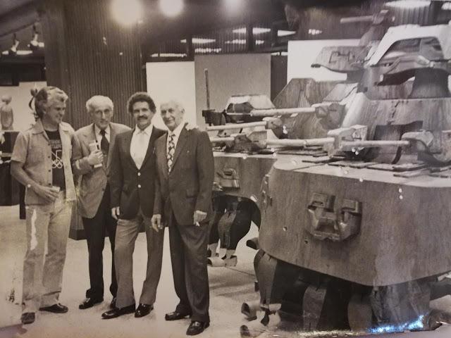 Luis Díaz, Tasso Hadjidodou, Efraín Recinos y Galeoti Torres.