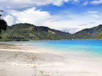 Pantai Terindah di Provinsi Lampung Kategori 2017