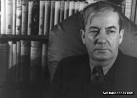 Sherwood Anderson died